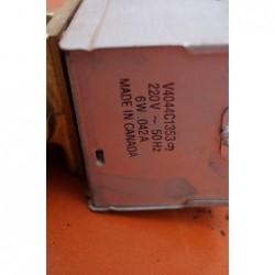 image: Zawór trójdrożny do kotła Termet  AR-MSC 20-GZ-50