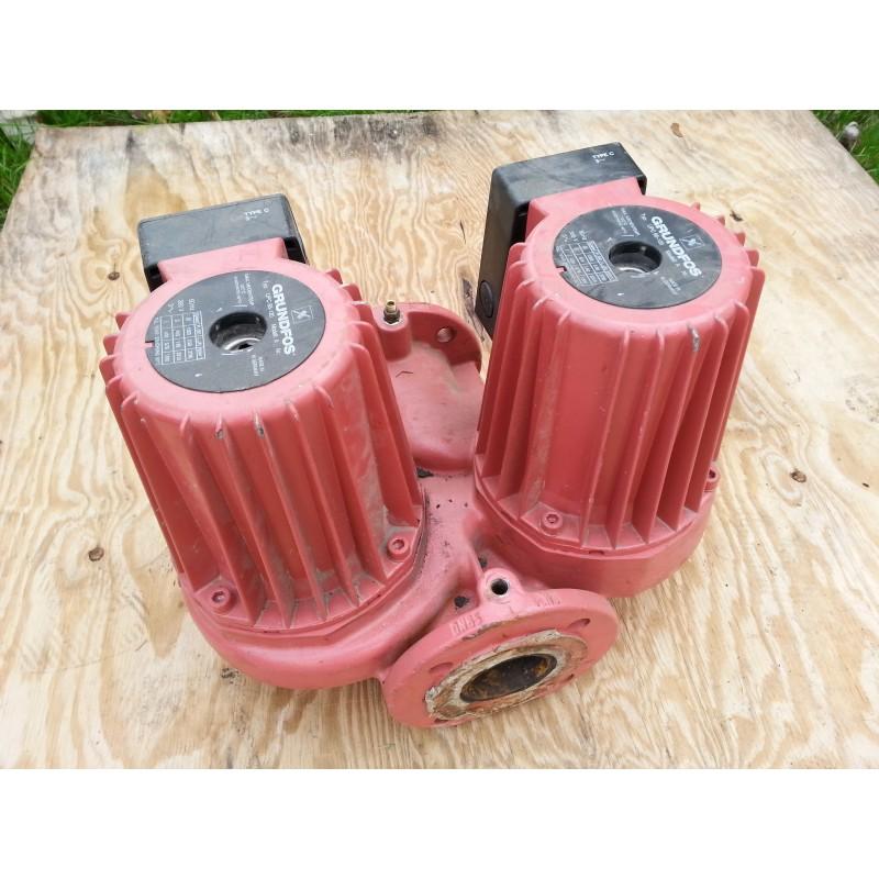 image: Pompa Grundfos UPC 65-120 podwójna