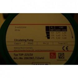 image: Pompa Wilo TOP-Z 25/10 używana kilka dni
