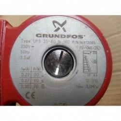 image: Pompa Grundfos UPS 25-60 N 180 +GWARANCJA