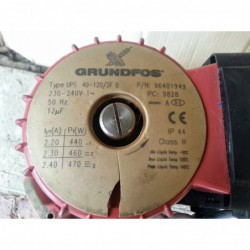 image: Pompa Grundfos UPS 40-120F B mało używana