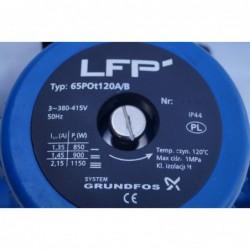 image: Pompa Obiegowa LFP Leszno 65POt120A/B  UPS UPC 65-120