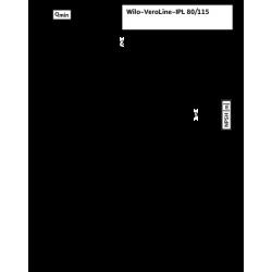 image: Pompa Obiegowa Wilo IPL 80/115-2,2/2 - Nowa