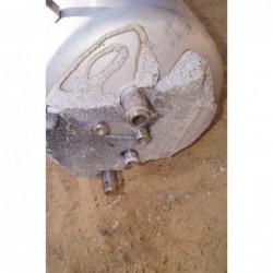 image: Bojler Nierdzewny Pionowy 60L z wężownicą