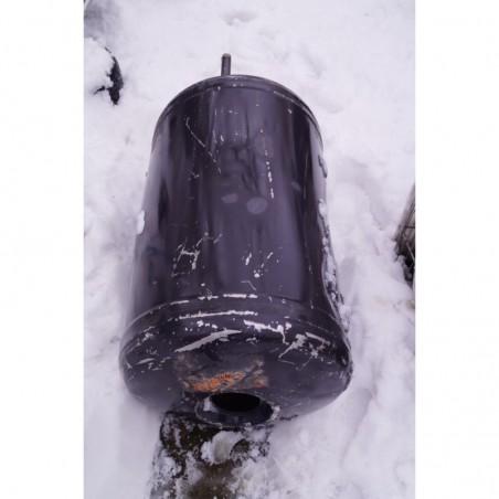 image: Zasobnik nierdzewny 160 L poziomy +GWARANCJA