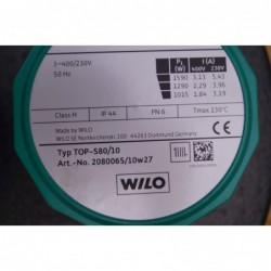 image: Pompa Obiegowa Wilo TOP-S 80/10 używana z gwarancją