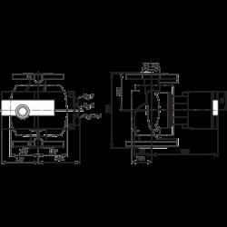 image: Pompa Obiegowa Wilo  Stratos 100/1-12 używana z gwarancją