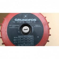 image: Głowica do pompy Grundfos UPC 65-120 - nowa