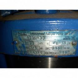 image: Pompa wysokocisnieniowa LFP 100Wr30
