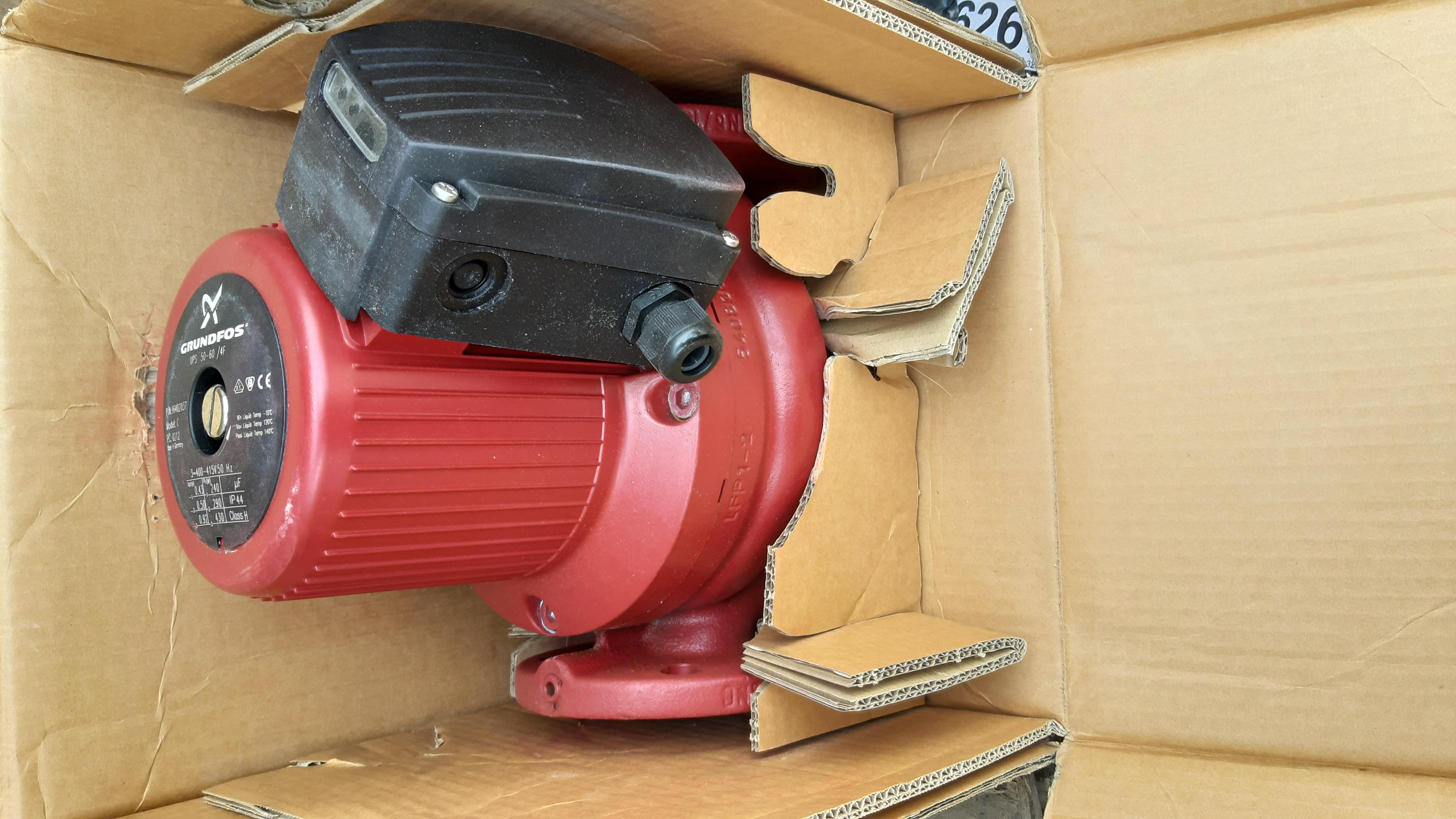 pompa Grundfos UPS 50-60 4f...