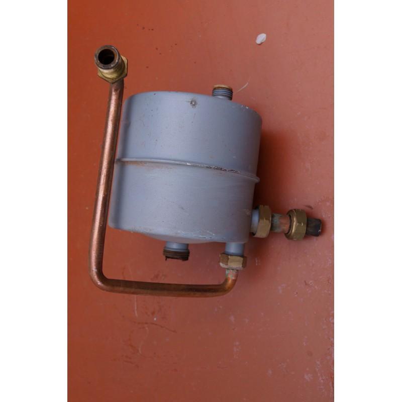 image: Wymiennik ciepła do kotła Termet  AR-MSC 20-GZ-50