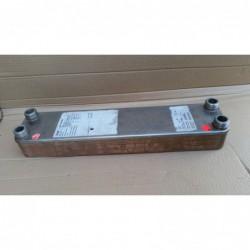 image: Wymiennik ciepła płytowy DANFOSS 004h7305/XB37H-1-36  PN25 G1A x 20mm